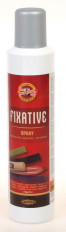 Fixativ spray s UV filtrem
