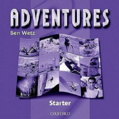 Adventures Starter Class Audio CDs (2)