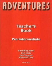 Adventures Pre-intermediate Teacher´s Book