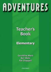 Adventures Elementary Teacher´s Book