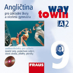 9.ročník Way to Win A2 CD
